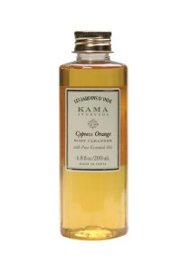 Body cleanser cypress orange